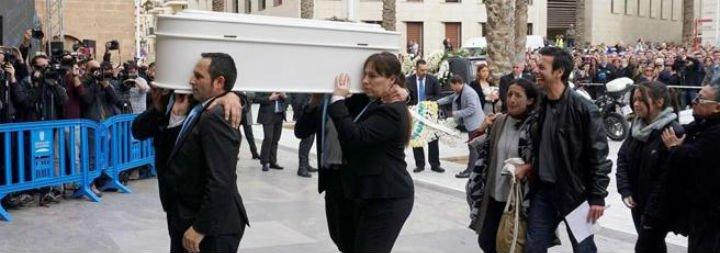 """González Montes: """"Adiós, Gabriel, niño alegre y bonito, sonriente, que a todos nos ha cautivado"""""""