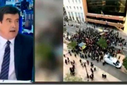 Ciudadanos desenmascara en vivo y en directo los planes separatistas del Bloc en Valencia