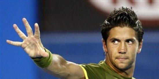 El mercurial Fernando Verdasco da la sorpresa y elimina a Dimitrov en Indian Wells