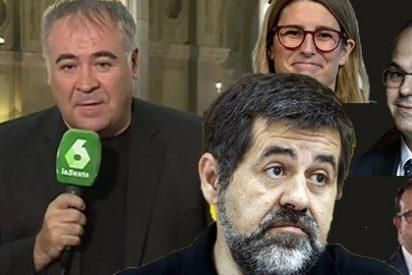 """La quiniela de Ferreras sobre el oscuro futuro del procés: """"Sánchez no será President, Turull durará muy poco y después, Artadi o Solsona"""""""