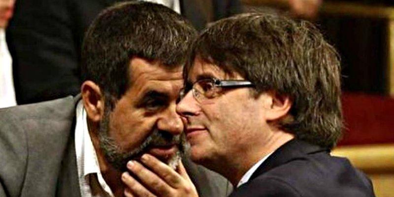 Los antisistema de la CUP rechazan investir al preso Jordi Sànchez como presidente de la Generalitat