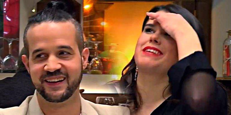 'First Dates': hunde con un 'zasca' a su cita y casi se desmaya con su gran truco de magia