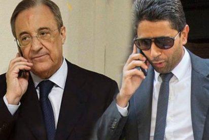 Estas son las 4 'guerras' de mercado que le esperan al Madrid con el PSG