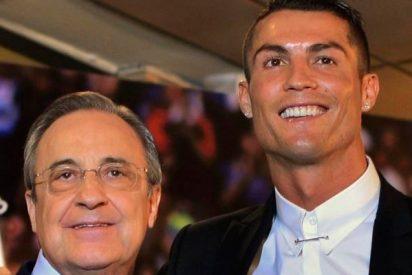 Florentino deja temblando a Cristiano tras hablar sobre su futuro