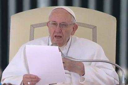 """Francisco: """"No es fácil perdonar a los que nos han ofendido, es una gracia"""""""