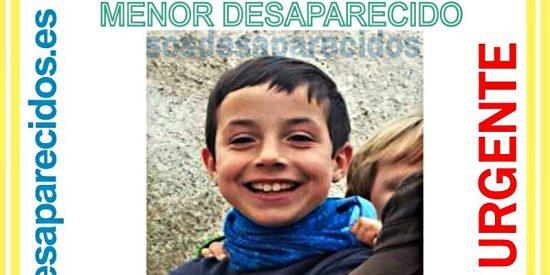 El padre de Gabriel Cruz confirma que la camiseta hallada en una balsa pertenece a su hijo