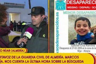 ¿Es normal que 'Sálvame' informe de la desaparición de Gabriel Cruz? ¿Oportunismo o ayuda social?