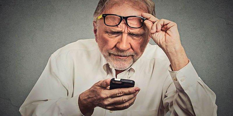 ¿Sabes que las lupas gafas premontadas están desaconsejadas para usuarios con presbicia?
