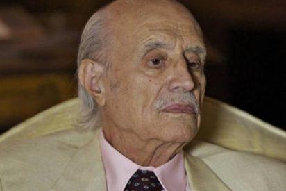 """Muere el abogado y periodista García-Trevijano, el hombre que """"sabía demasiado"""", según le recuerda Hermann Tertsch"""