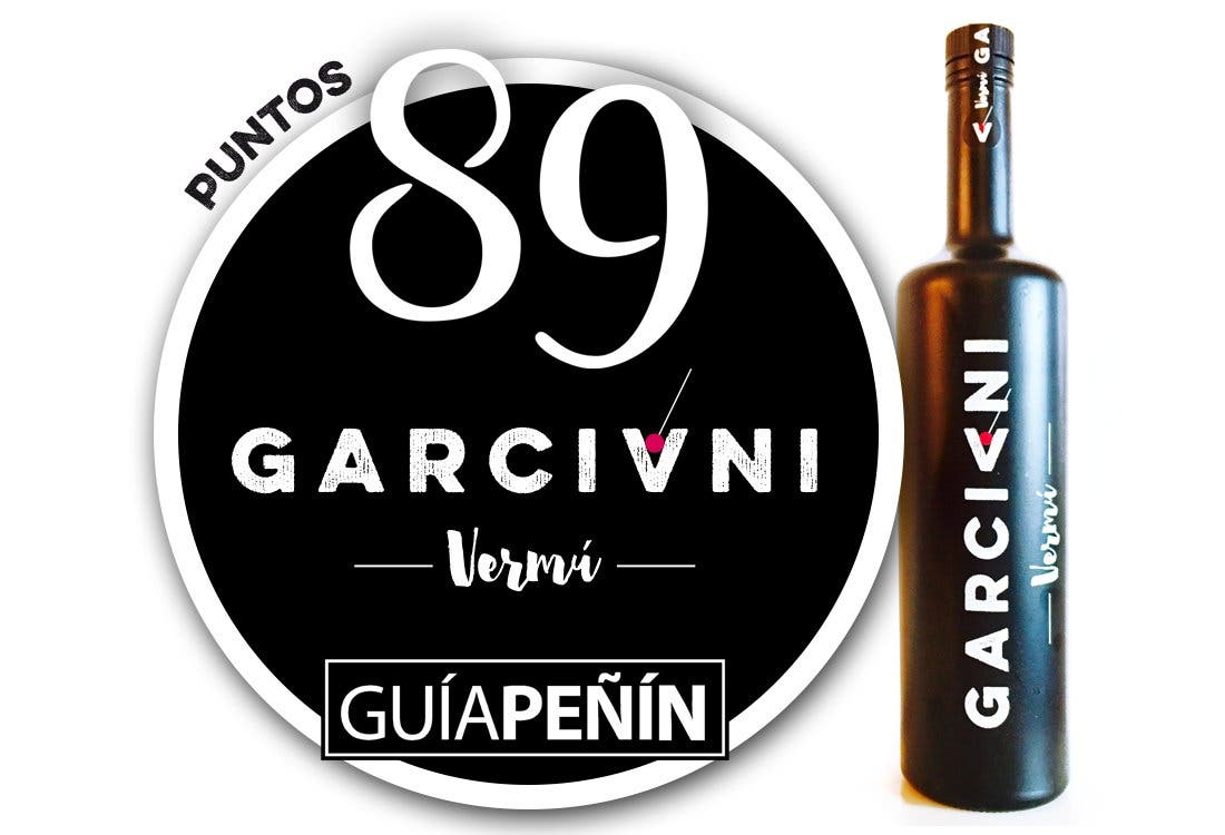 Garciani: un vermú único con 89 puntos en la Guía Peñín en su primer año de vida
