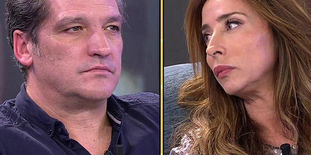 María Patiño, con el culo al aire por culpa de su examigo Gustavo González