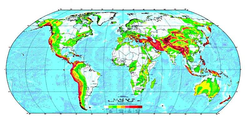 Terremotos: Las imágenes sísmicas son ciegas al agua del interior terrestre