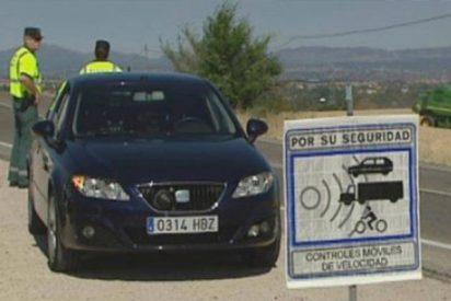 Polémica por este tuit de la Guardia Civil sobre los radares