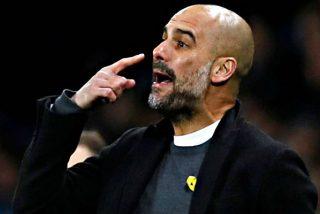 Las alucinaciones 'indepes' de Pep Guardiola: compara los lazos amarillos con la lucha contra el racismo