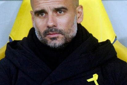 Multazo de 22.500 euros a Guardiola por pasarse de listo con el lacito amarillo