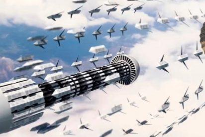 Así será la guerra del futuro según a Fuerza Aérea de EE.UU.