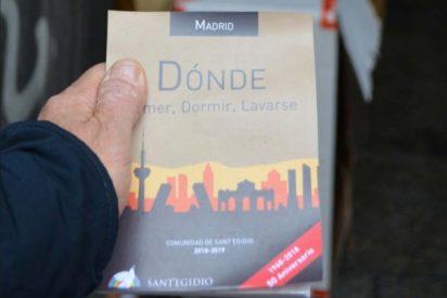Sant'Egidio presenta su Guía para las personas sin techo de Madrid