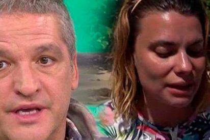 """Gustavo González defiende ahora a su ex mujer ante Lapiedra: """"Nunca ha sido una mantenida"""""""
