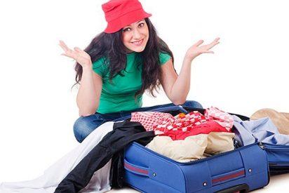 ¿Sabes cómo debes hacer la maleta para un viaje de larga duración?