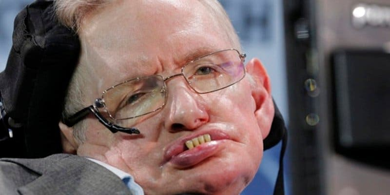 La escalofriante predicción que Hawking presentó días antes de morir