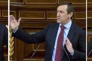 Hernando decapita a la izquierda por engañar, por hacer demagogia y por sus perturbadas propuestas para las pensiones