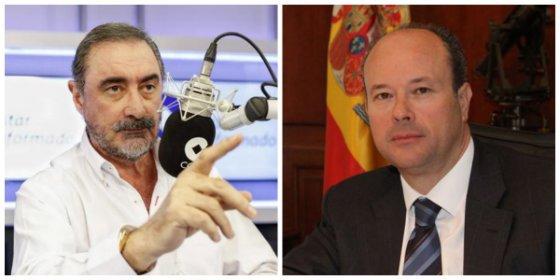 """Carlos Herrera deja a la altura del betún al """"animal"""" del PSOE que politizó la memoria de Gabriel"""