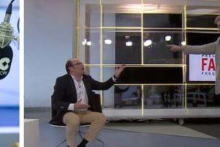 """Carlos Herrera dice lo que casi todos los periodistas españoles piensan sobre la TV3 pero muchos callan: """"Es violencia"""""""