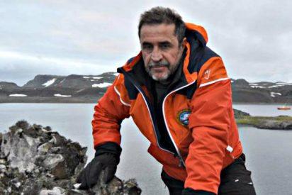 Muere en la Antártida un militar español al caer del buque oceanográfico Hespérides