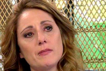 La hija de Mayte Zaldívar hundida en 'Sálvame' al recordar su detención