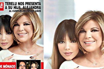 Terelu Campos pide a la prensa que respete la intimidad a su hija tras vender su imagen a '¡Hola!'