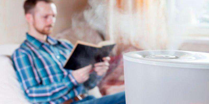 ¿Sabes que ventajas tiene para la salud usar el humidificador?