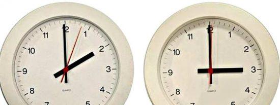 Los relojes se adelantan la madrugada de este domingo: a las 2.00 serán las 3.00
