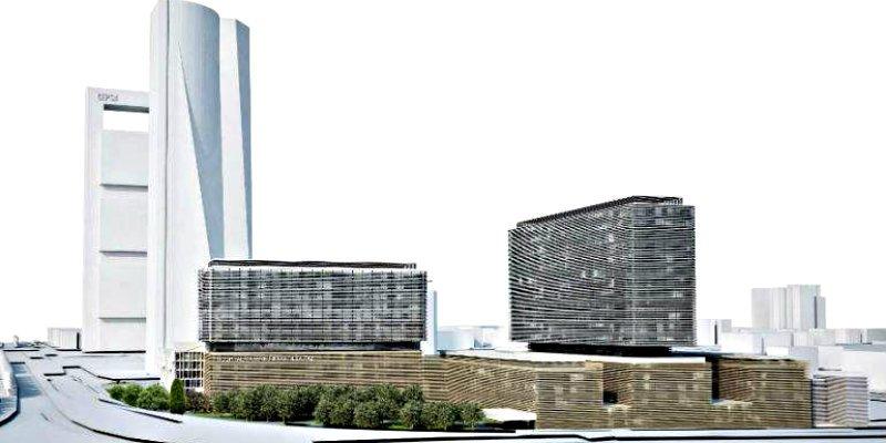 Madrid: Así será el nuevo Hospital La Paz