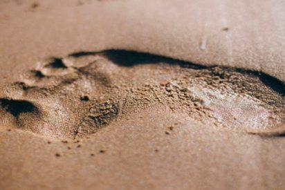 Descubren huellas humanas de hace 13.000 años en las costas de Canadá