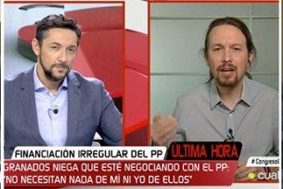 El marginado Errejón intenta lucirse con Granados y le meten un troleo bestial que avergüenza a todo Podemos
