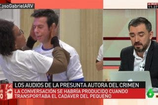 La patada en los cojones a Ignacio Escolar por hacer el 'Barbijoputa' con la asesina de Gabriel