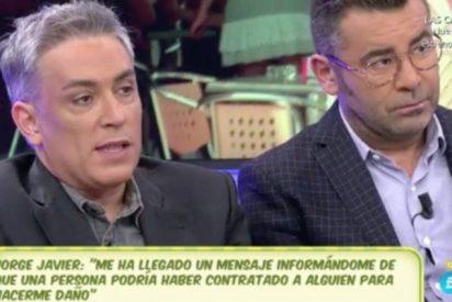 Repugnante: J.J. Vázquez felicita a Kiko Hernández por su falta de moral