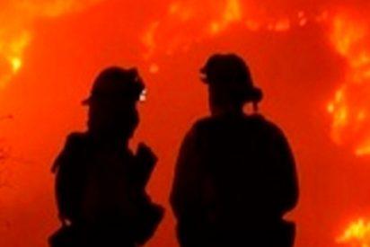 Un incendio en un centro comercial de la ciudad rusa de Kémerov se cobra cinco muertos
