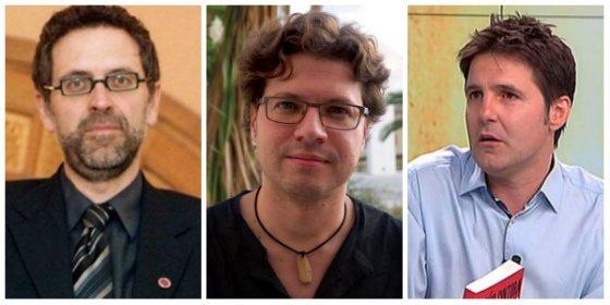 Los tertulianos de izquierda que chupan en Telemadrid mientras masacran a Cifuentes por falsificar un máster