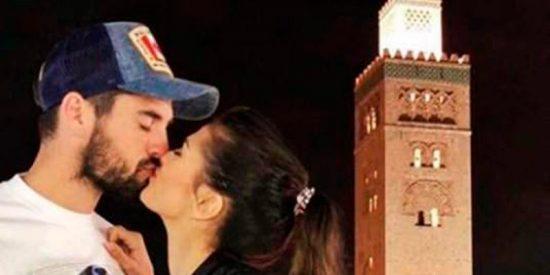 Así fue la escapada romántica de Isco y Sara Sálamo