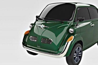 Coche eléctrico: Los chinos resucitan el mítico Isetta y le ponen cuatro puertas