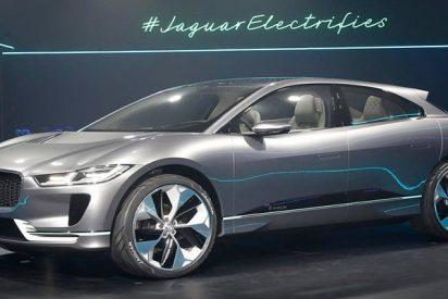 Coche eléctrico: ¿Sabes cuánto te costaría un espectacular Jaguar I-Pace 2019 si haces el pedido desde España?