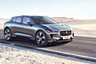 Coche eléctrico: el rugido silencioso del Jaguar I-PACE