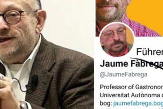 Un 'tractoriano' profesor de Universidad condensa en un solo tuit el odio al español, la xenofobia y la intolerancia de todos los de su especie