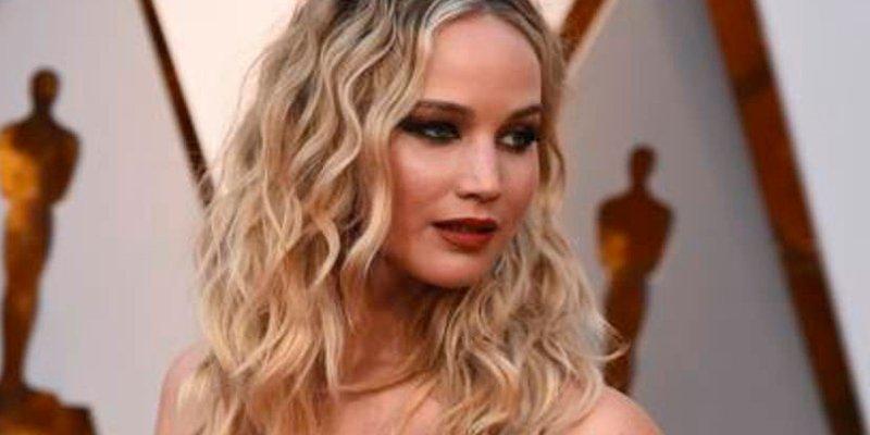 El motivo por el que Jennifer Lawrence lleva con el kiwi seco mucho tiempo