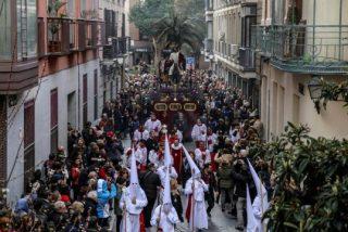 Horario e itinerario de las procesiones de Semana Santa en Madrid