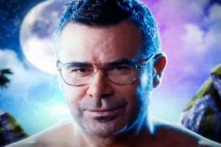 Jorge Javier se desnuda para 'Supervivientes'