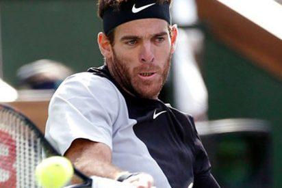 La bonita reacción de este tenista argentino ante una niña aficionada se vuelve viral