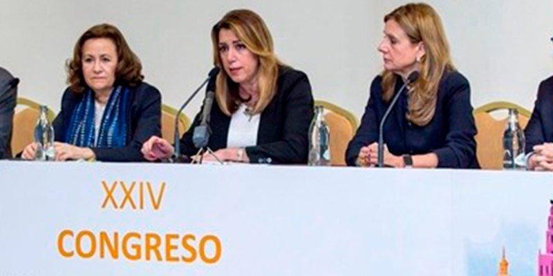 Susana Díaz reivindica la investigación para prevenir las patologías que afrontan los jóvenes
