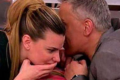 María Lapiedra amenaza a Gustavo con unos 'cuernos' como una casa